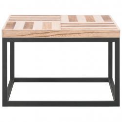 Conjunto de móveis de jardim 3 peças de mesa e cadeiras dobráveis para exterior - Imagen 1